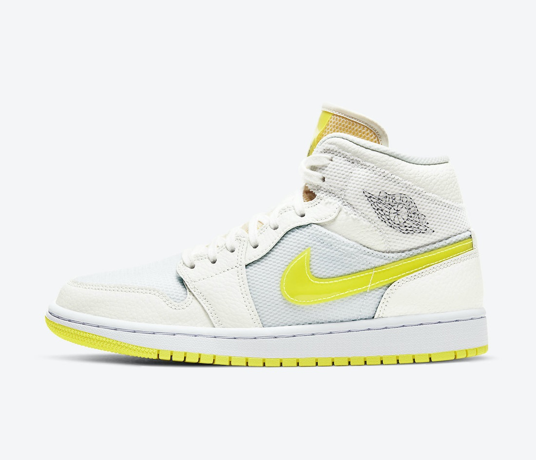Air Jordan Voltage Yellow