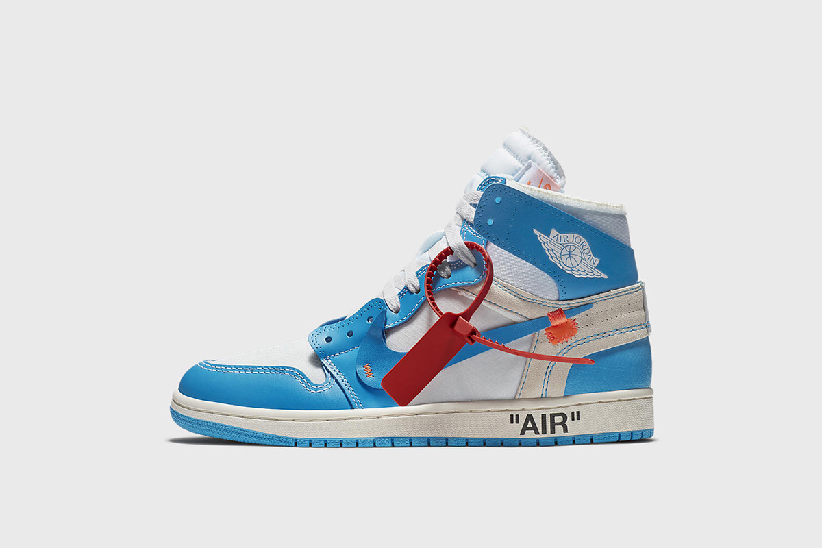 Nike Air Jordan 1 x Off-White