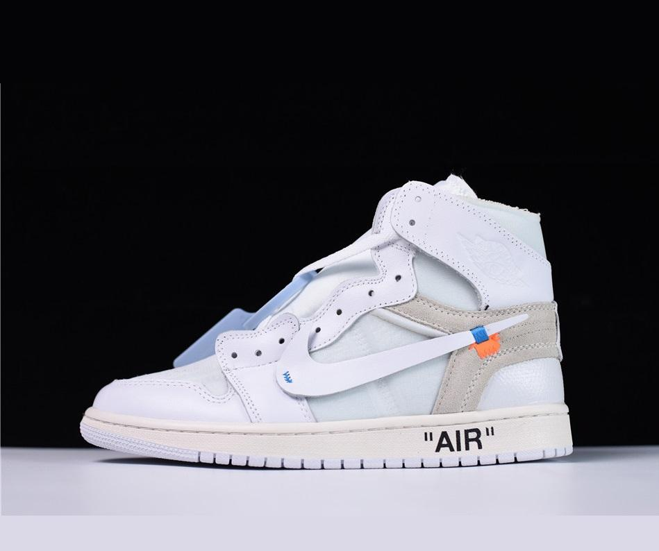 Off-White x Nike Air Jordan 1