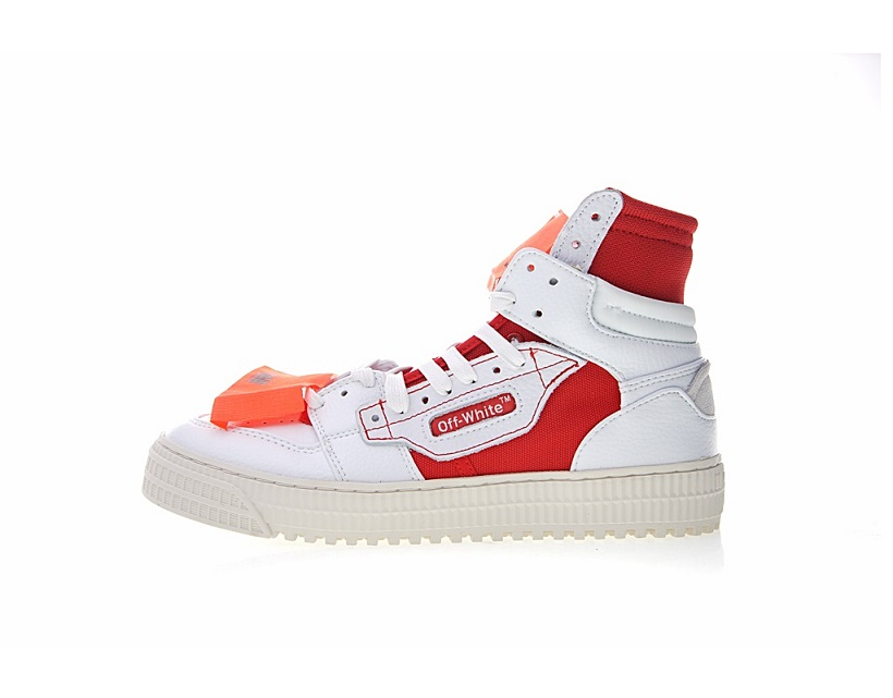 Off-White Low 3.0 Hi-Top