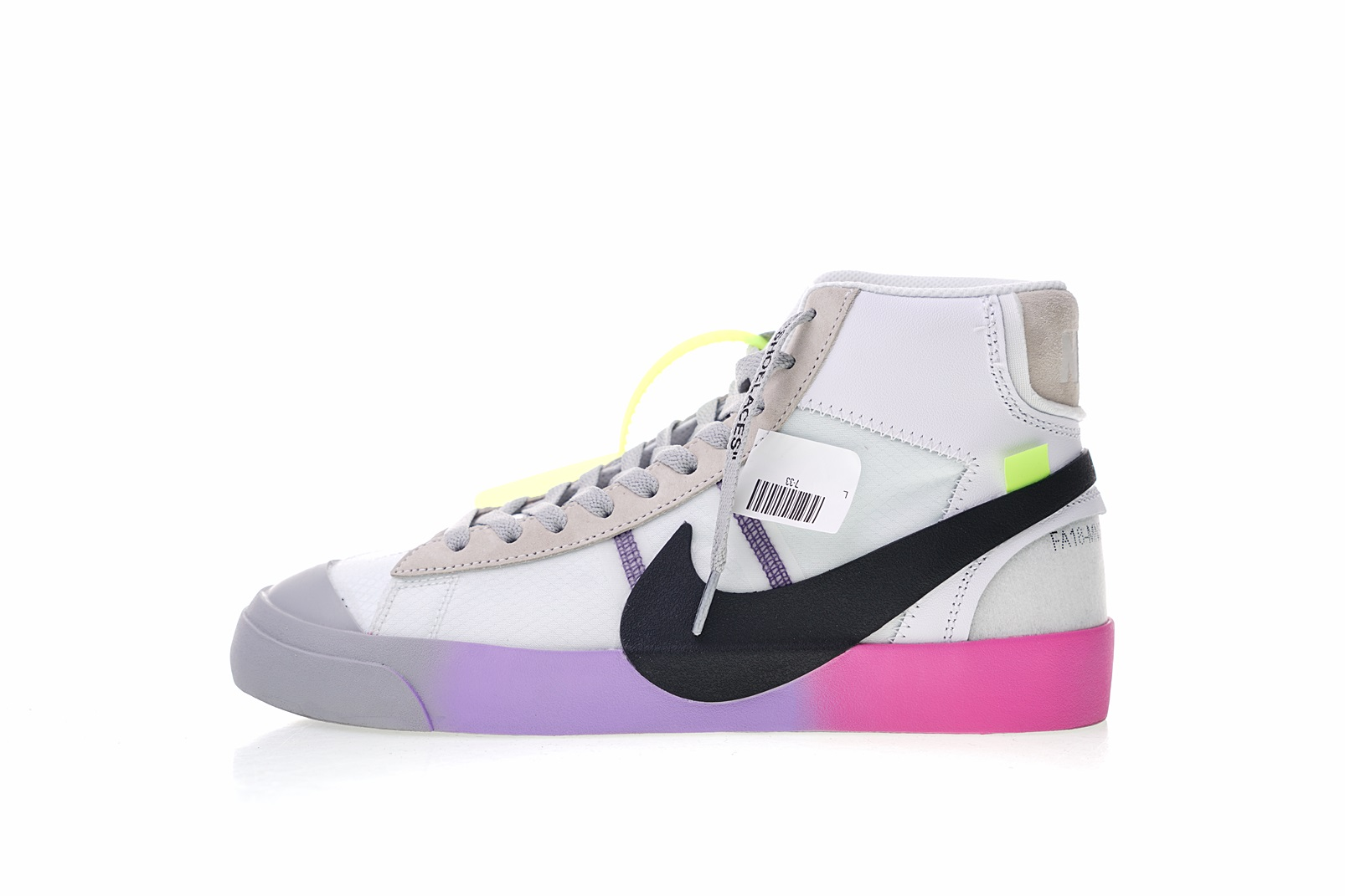 Off-White x Nike Blazer MID 'Queen'