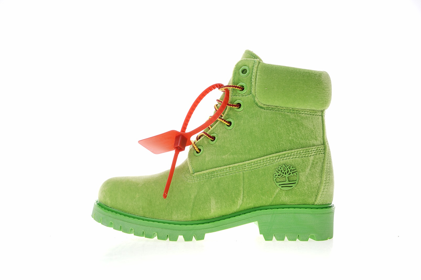 Off-White x Timberland 6-Inch Boot
