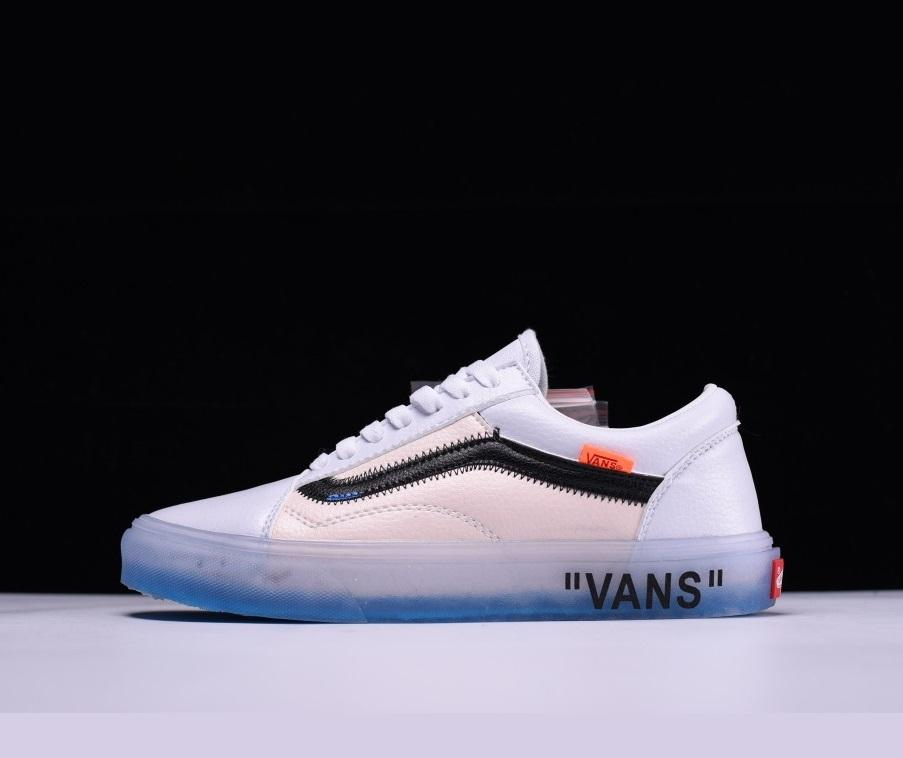 Off-White x Vans Old School