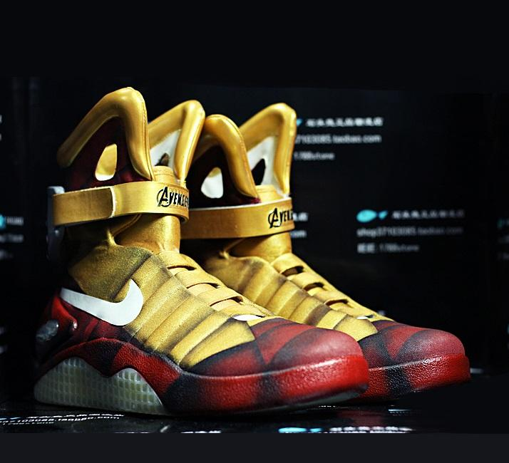 Nike Air Mag Iron Man