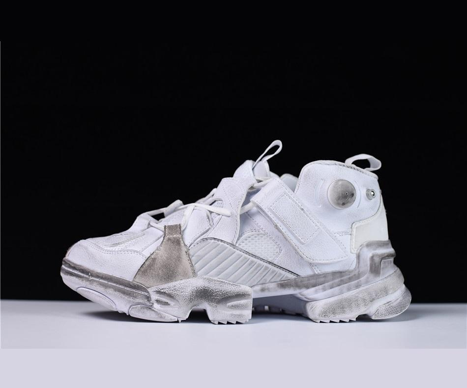 Vetements X Reebok Genetically Modified Pump
