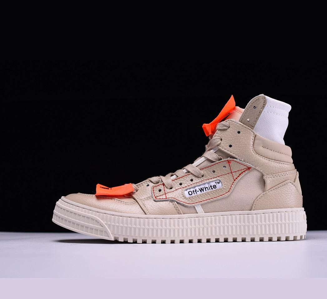 Кроссовки Off-White Low 3.0 Hi-Top