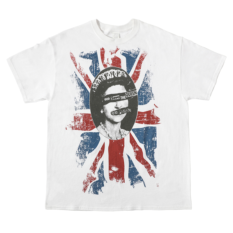Футбока God save the Queen